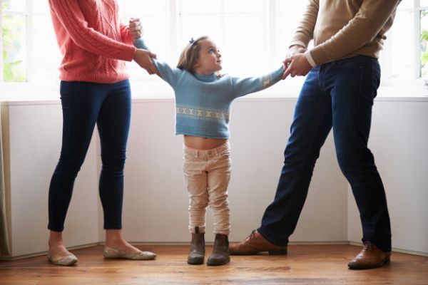 Parenting and co-parenting: Remembering your child is different from you