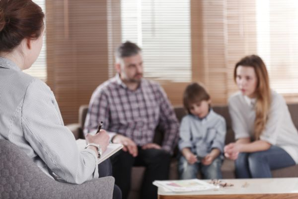 What to Expect in Family Therapy