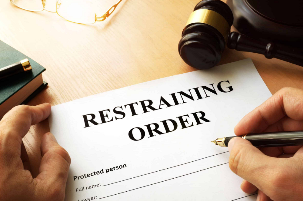 Effects of a Restraining Order